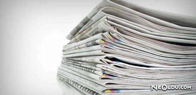Rüyada Gazete Görmek Ne Anlama Gelir?