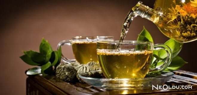 Yeşil Çayın Faydaları ve Zararları Nelerdir ?