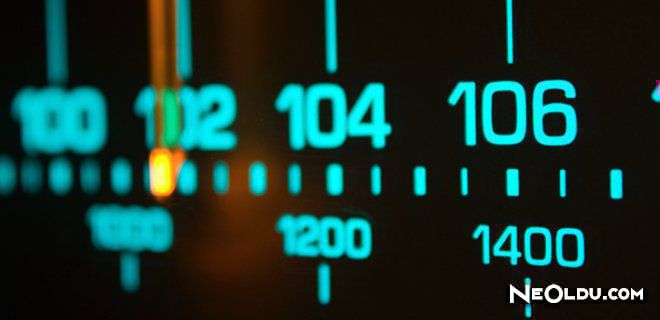 İstanbul ve Marmara Bölgesi Radyo Frekans Listesi / 2017 Güncel