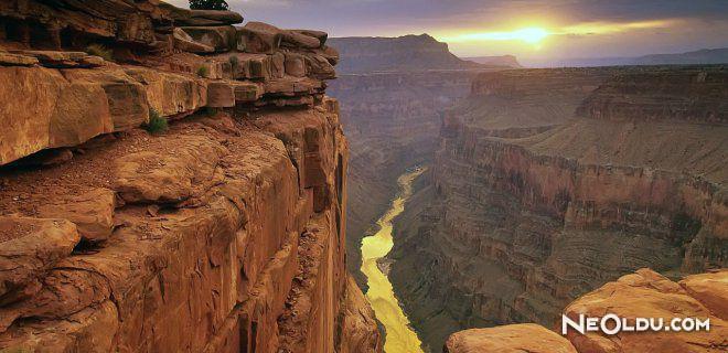 Rüyada Kanyon Görmek Ne Anlama Gelir?