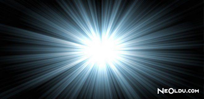 Rüyada Beyaz Işık Görmek Ne Anlama Gelir?