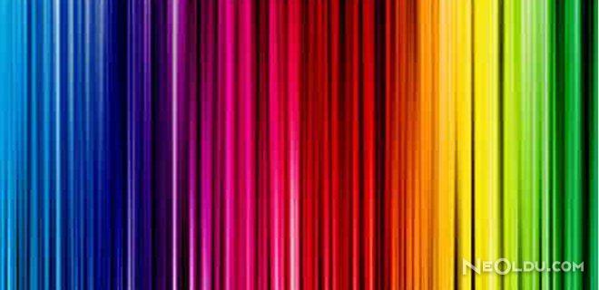 İş Yaşamında Renklerin Yansıttığı