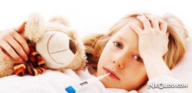 Çocuklarda Bulaşıcı Hastalıklar ve Dinlenme