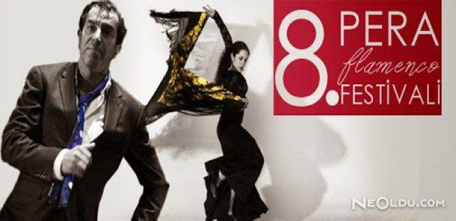8. Pera Flamenco Festivali Açılış Gösterisi