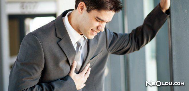 Kalp Krizi Sebeplerinin Başında İş Stresi Geliyor