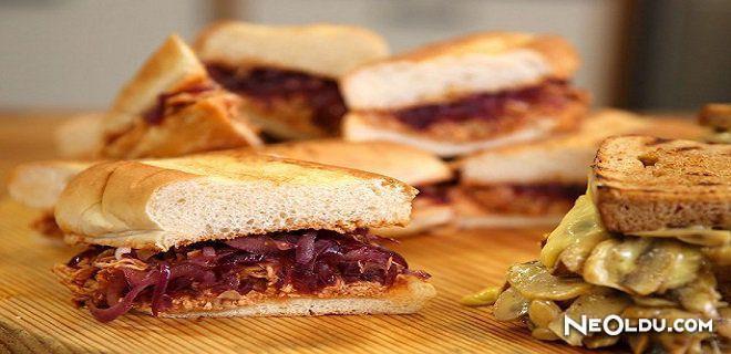 Tavuklu Islak Sandviç Tarifi