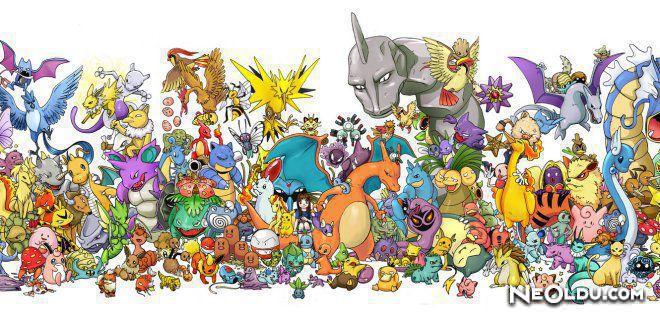 Pokemonlarla İlgili Bilmediğiniz 8 Gerçek