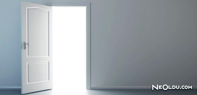 Falda Kapı Görmek Ne Anlama Gelir