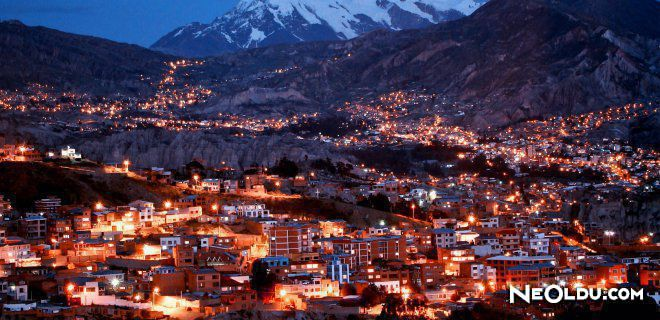Bolivya'da Gezilip Görülmesi Gereken Yerler