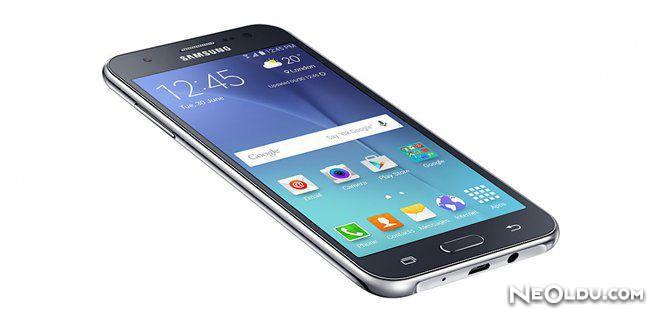 Samsung Galaxy J5 İncelemesi