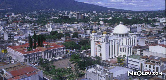 El Salvador'da Gezilip Görülmesi Gereken Yerler