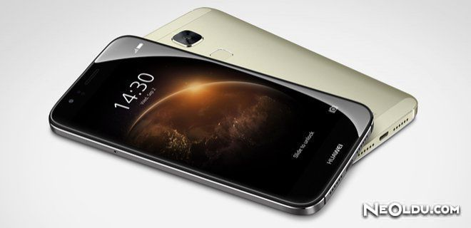 Huawei G8 İncelemesi
