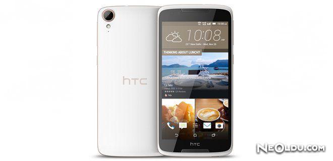 HTC Desire 828 Dual İncelemesi
