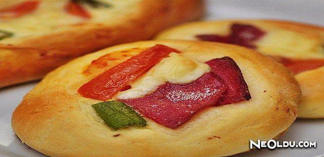 Pastane Pizzası Tarifi