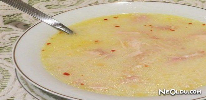 Tavuklu İşkembe Çorbası Tarifi