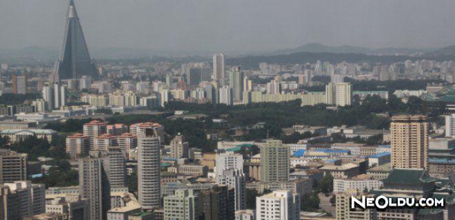 Kuzey Kore'de Gezilip Görülmesi Gereken Yerler