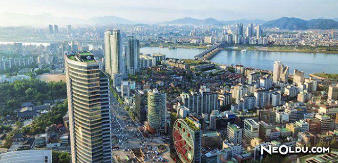 Güney Kore'de Gezilip Görülmesi Gereken Yerler