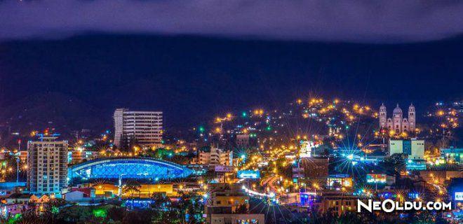Honduras'ta Gezilip Görülmesi Gereken Yerler