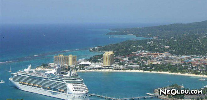 Jamaika'da Gezilip Görülmesi Gereken Yerler