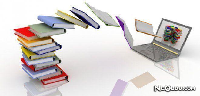 Kitaplar Artık Bir Tık Ötenizde
