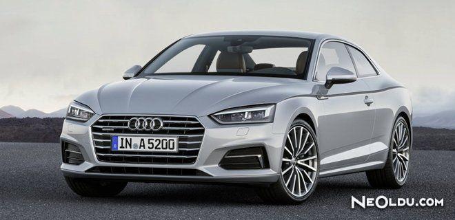 2017 Audi A5 Coupe Tanıtıldı