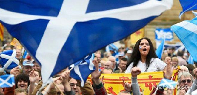 İskoçya Parlemantosu'ndan Referanduma Onay