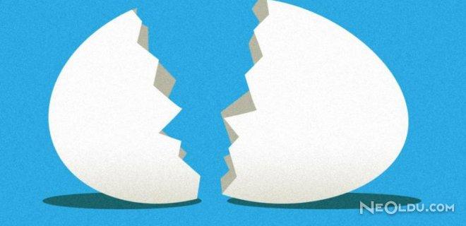 Twitter'daki Yumurtalar Siliniyor