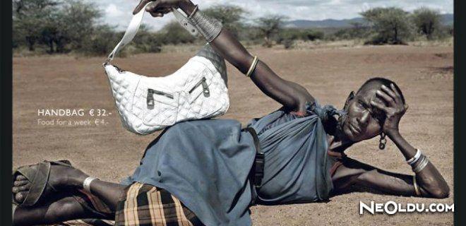 Afrikalıların Sessiz Yardım Çığlığı