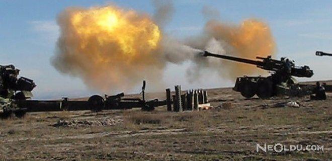Askeri Üsse Sızmaya Çalışan 3 PKK'lı Öldürüldü