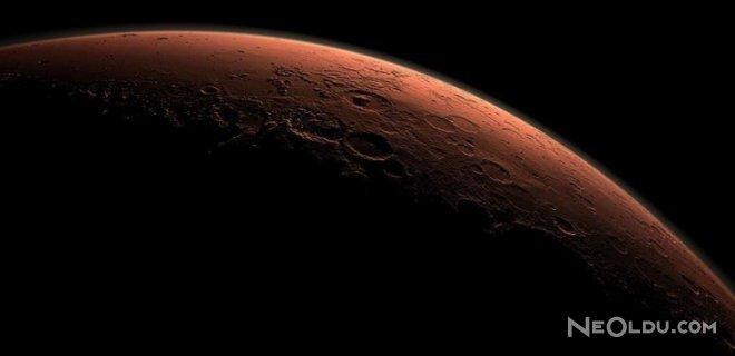 NASA Mars'ta Metal İyonlar Buldu