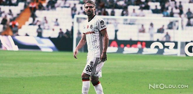 Caner Erkin Beşiktaş'ta Kalıyor