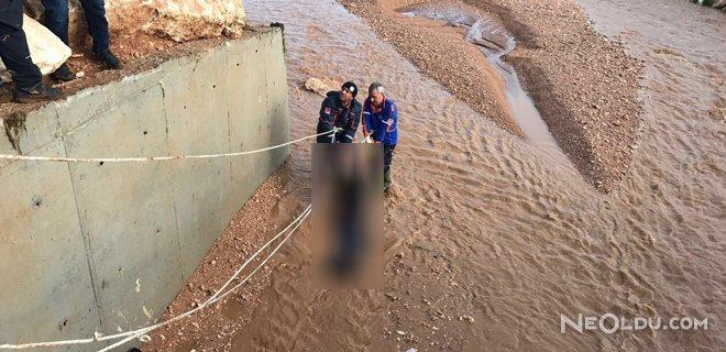Sel Sularına Kapılan Kişi Yaşamını Yitirdi