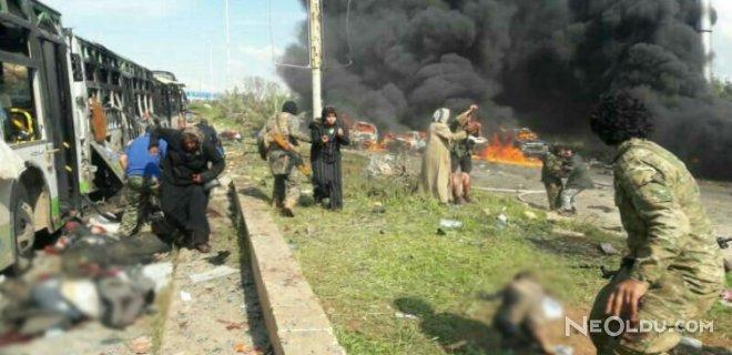 Suriye'de Patlama! 100'den Fazla Ölü Var