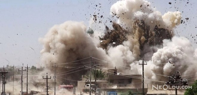 Mısır'daki Kıpti Kilisesinde Patlama