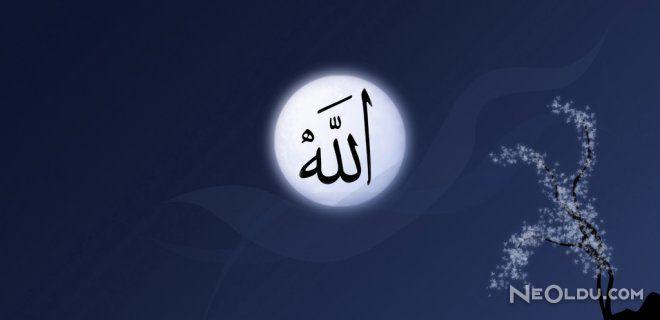 Allah'ın 99 İsimleri ve Anlamları - Esma-i Hüsna