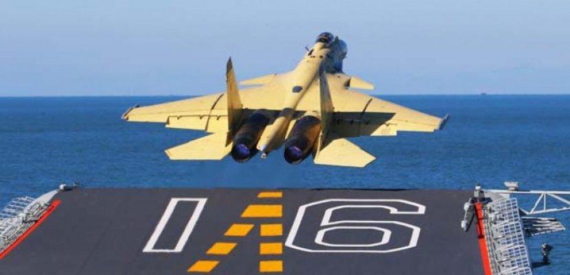 Çin Jetleri ABD Uçağının Yolunu Kesti