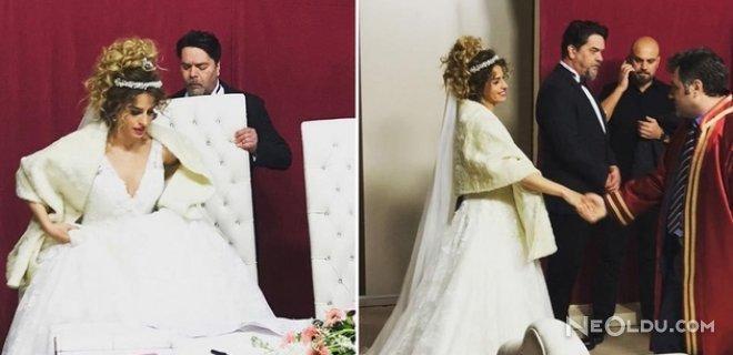 Beyazıt Öztürk Büşra Pekin'le Evlendi