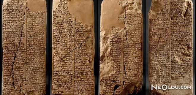 Sümerler Kimlerdi? Sümer Mitolojisi