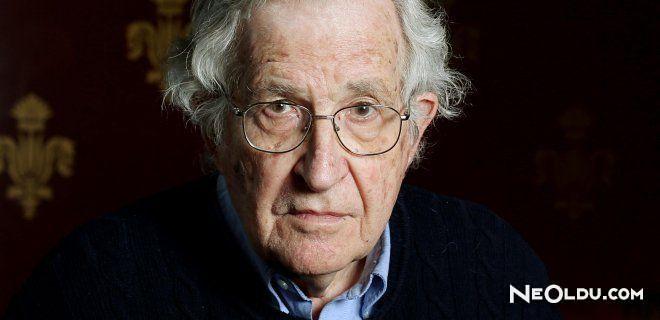 Noam Chomsky Kimdir