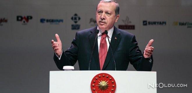 Erdoğan'dan Ermeni Patrikhanesi Mesajı
