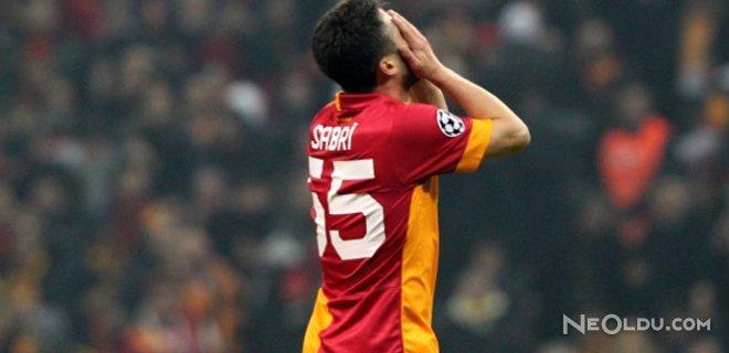 Galatasaray'dan Sabri Sarıoğlu'na Teşekkür