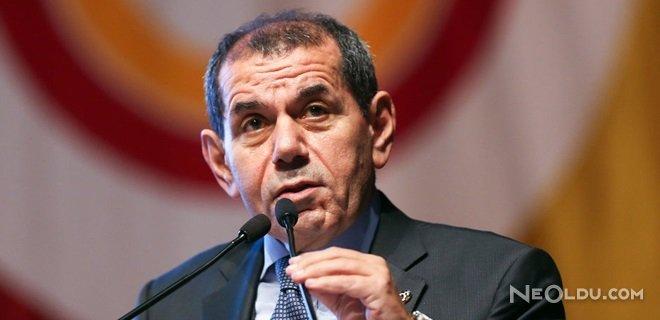 Dursun Özbek, Bruma'yı Gönderdiğini Açıkladı