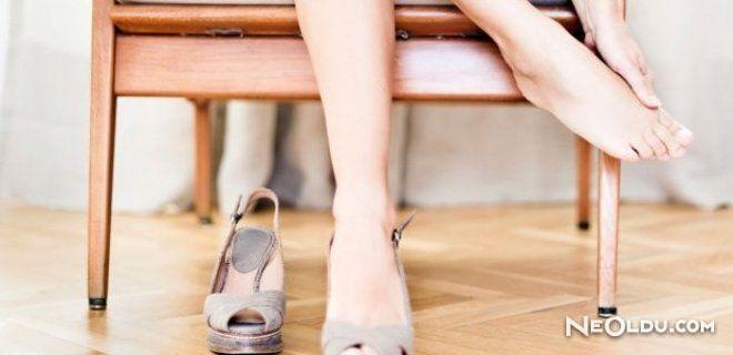 Ayakkabı Sıkınca Ne Yapmalı