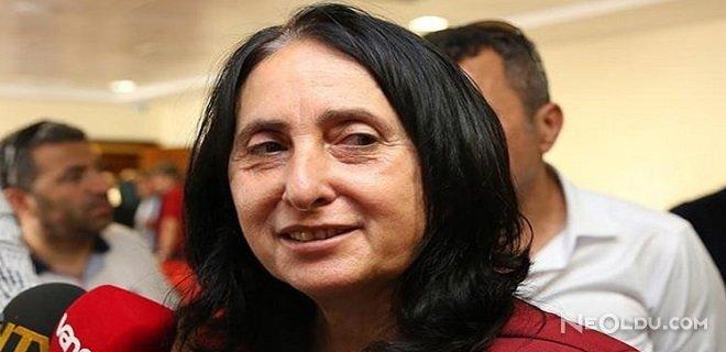 HDP'li Nursel Aydoğan Tutuklandı