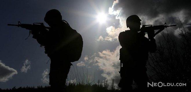Nusaybin'de 2 Terörist Ölü Ele Geçirildi