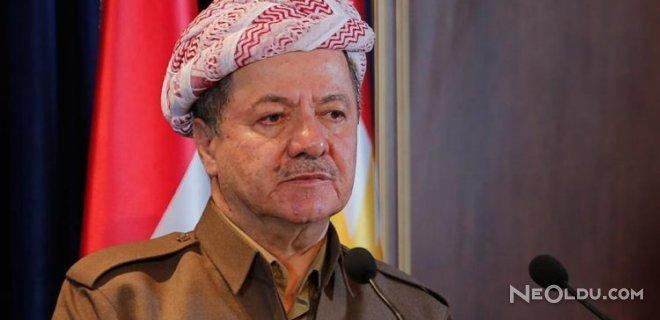 Barzani'den Skandal Kürdistan Açıklaması