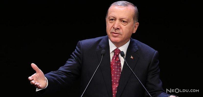 Cumhurbaşkanı Erdoğan Kuveyt'te Konuştu