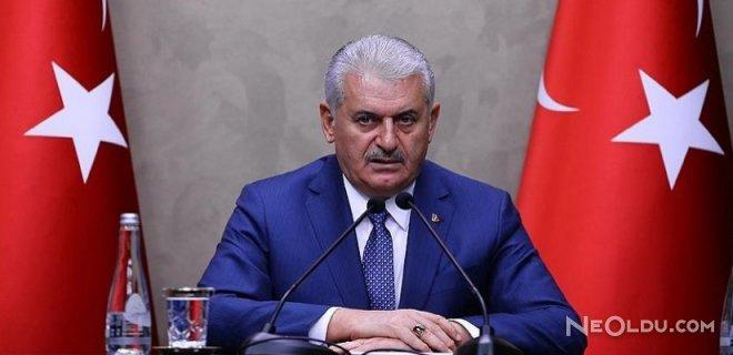 Başbakan: Türkiye'nin Düşüncesi Nettir