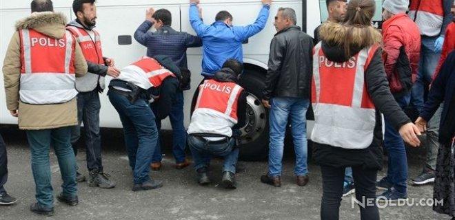 İstanbul'da Giriş-Çıkışlar Kapatıldı!