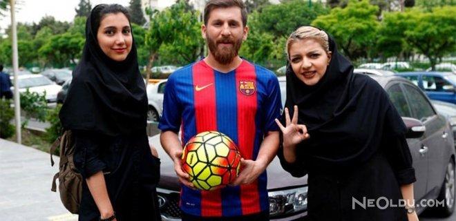 İranlı Messi Tutuklandı!